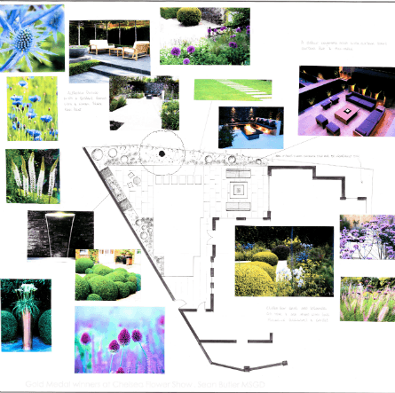 2D Garden Design Chelmsford 2 Places