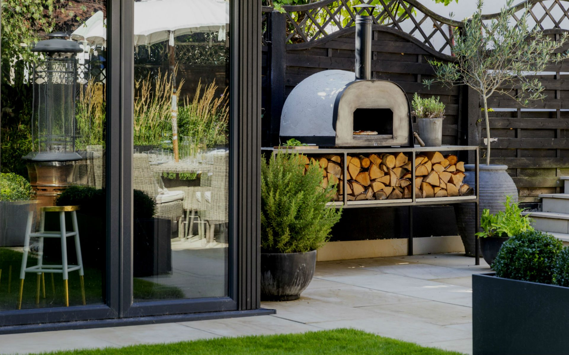 Contemporary Garden Design and Landscaping, Leigh-on-sea Essex