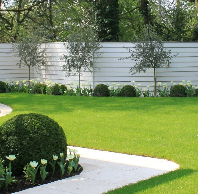 Featured Image Contemporary New England Garden Berkhamsted Hertfordshire