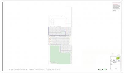Irrigation Plan Cube Garden Design and Landscaping Essex