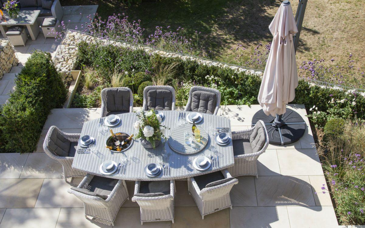 Portfolio Multi-level Garden Design Ingatestone Essex