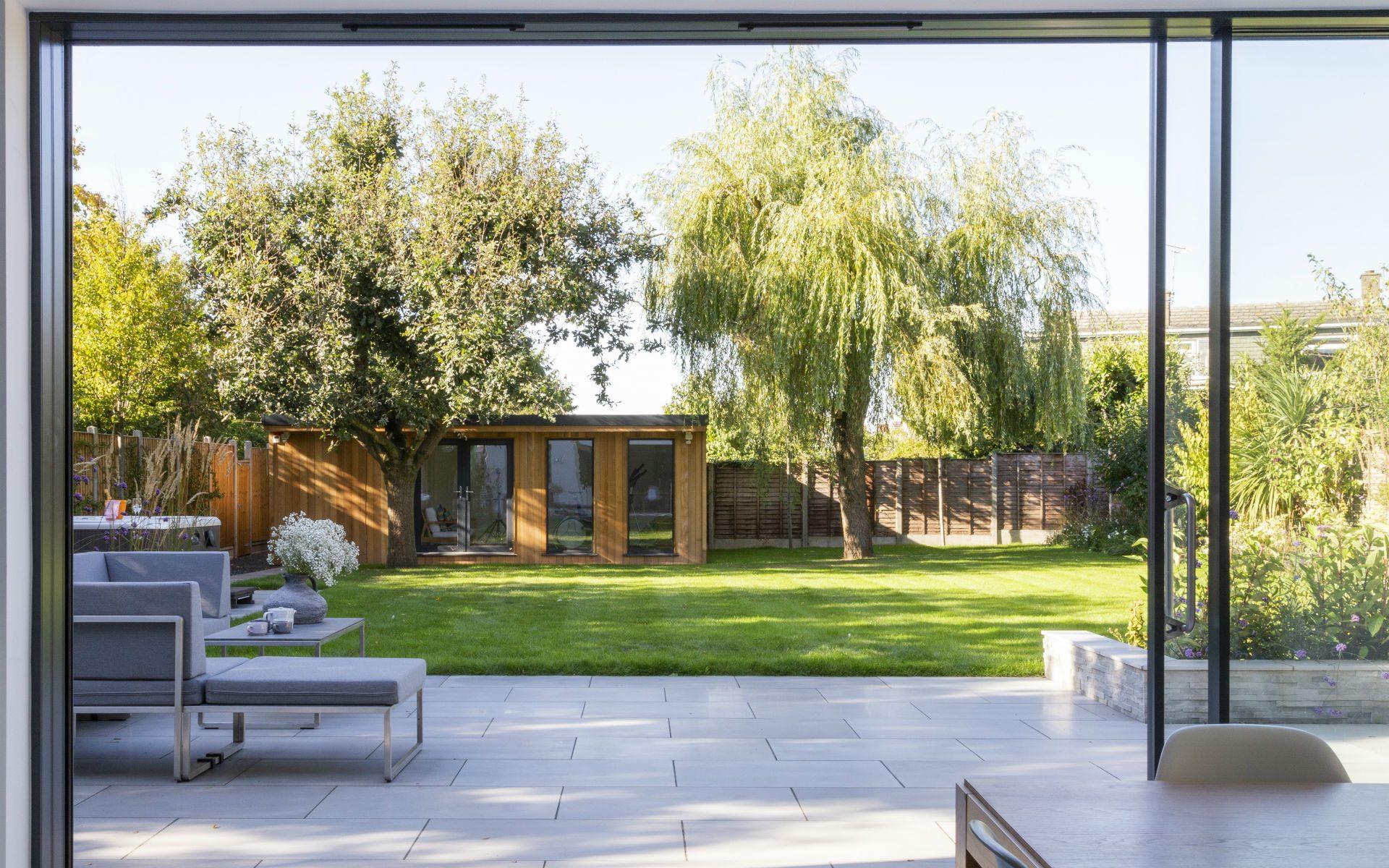 Portfolio Contemporary Family Garden Springfield Chelmsford Essex
