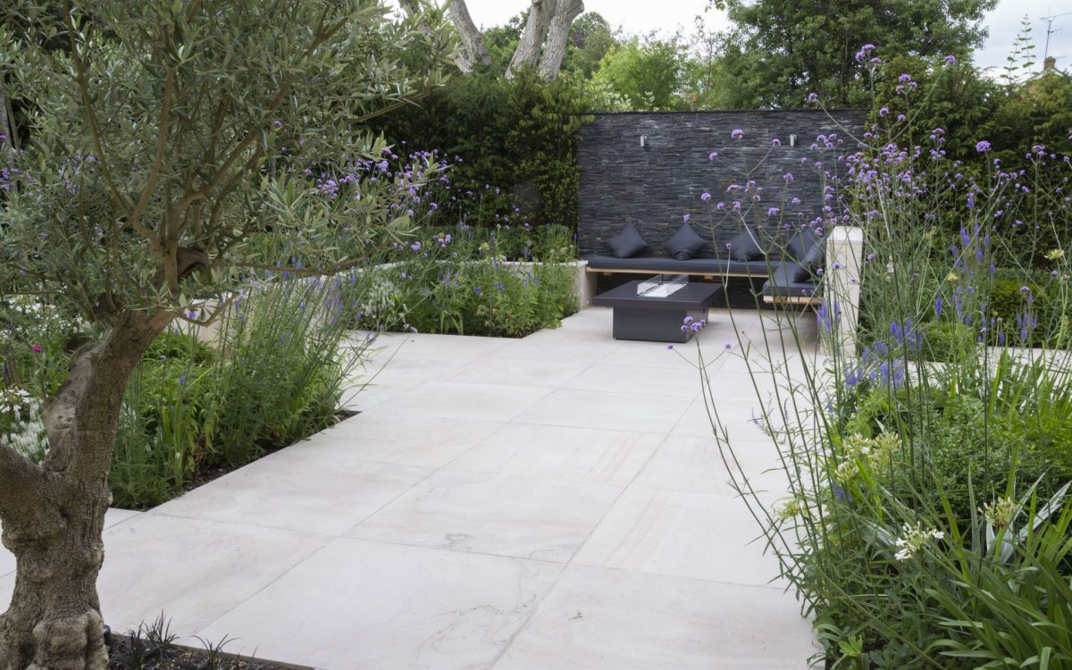 Portfolio Contemporary Living Garden and Courtyard Shenfield Essex