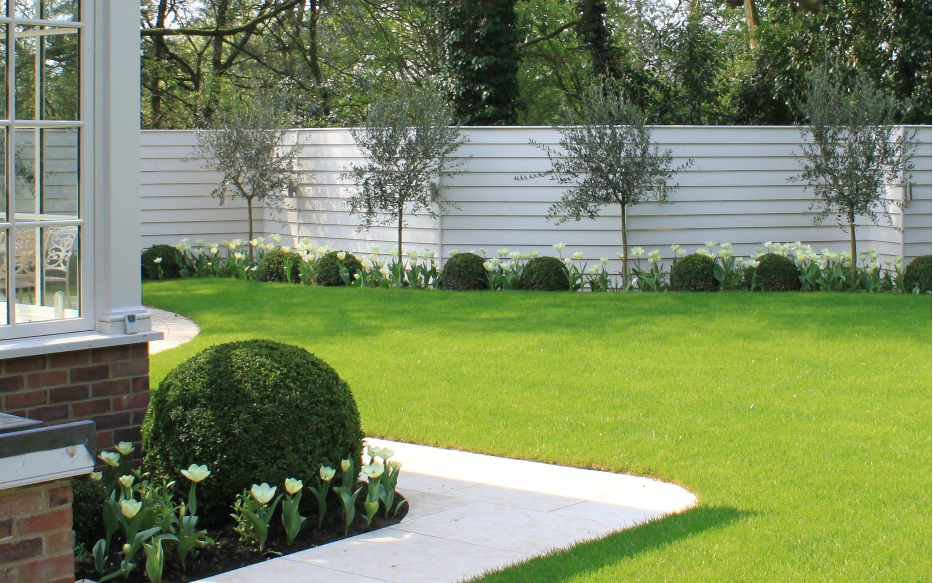 Portfolio Contemporary New England Garden Berkhamsted Hertfordshire
