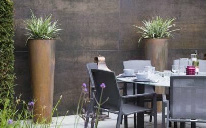 Specialist Cladding Contemporary Garden Design Londonstone Designclad Beaulieu Chelmsford Essex