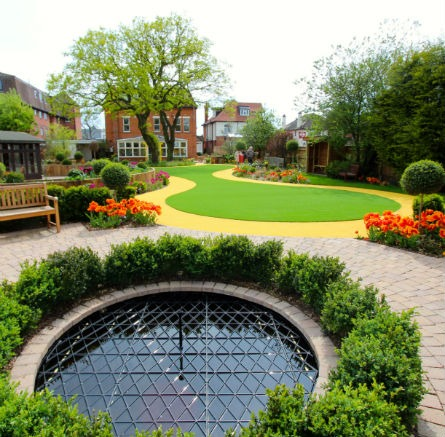 Feature Image BALI Award Winning Sensory Dementia Garden Westcliff-on-Sea Essex