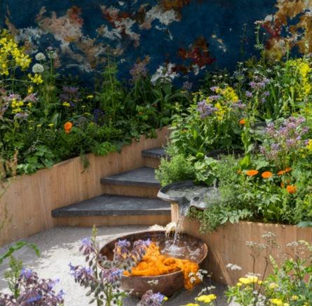 Feature Image RHS Chelsea 2016 The-AkzoNobel-Honeysuckle-Blue-Garden