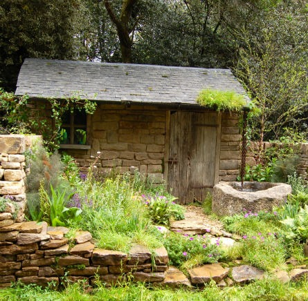 Feature Image RHS Chelsea Flower Show 2012 Naturally Dry Garden for Veolia Water Silver Award