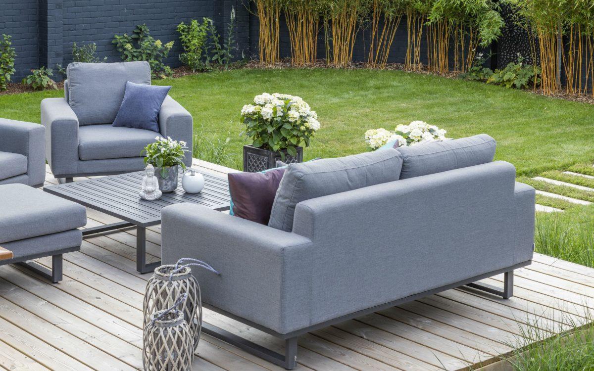 Asian Inspired Contemporary Garden Essex