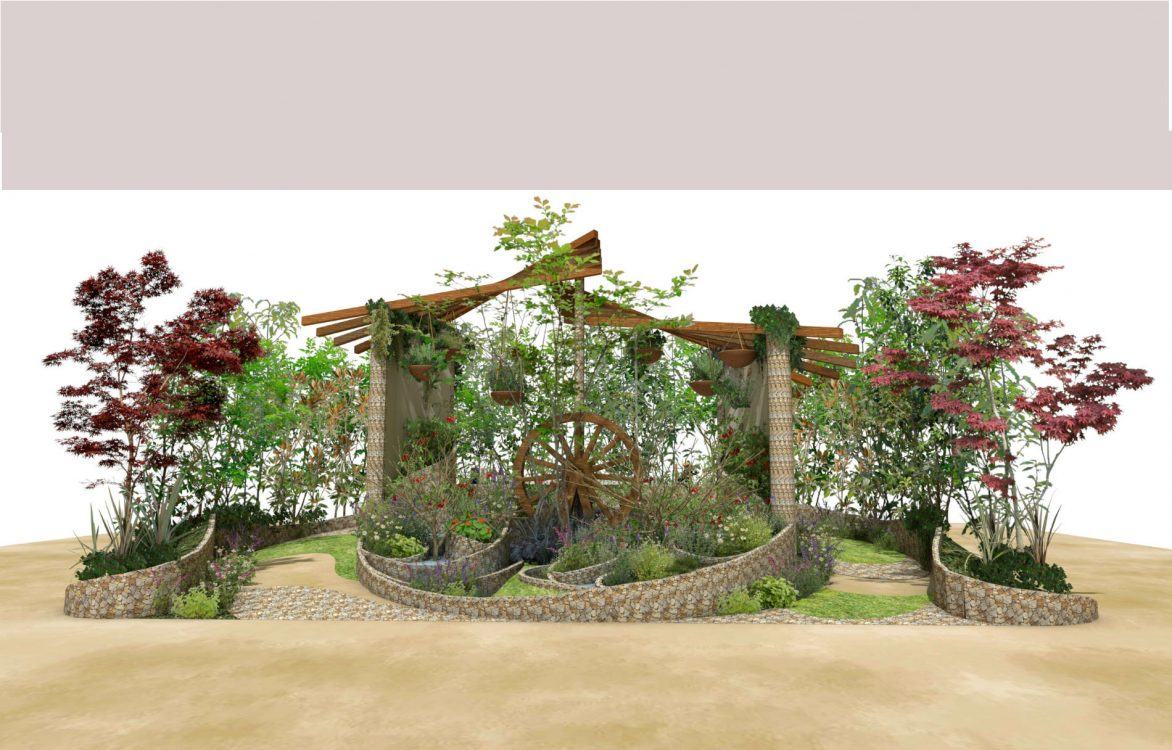 Circle of Life Garden RHS Chelsea Flower Show 2020 1