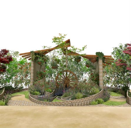 Circle of Life Garden RHS Chelsea Flower Show 2020 Feature Image